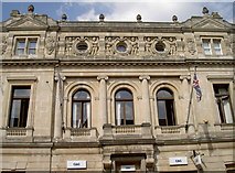 SO8318 : The Guildhall by Neil Owen