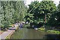 NT2371 : Union Canal at Lockhart Bridge by Anne Burgess