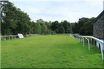 SD3778 : Cartmel Racecourse by edward mcmaihin