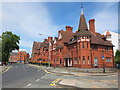 SJ4166 : 6-11 Grosvenor Park Road, Chester by Bill Harrison