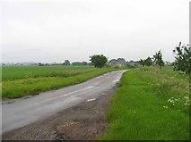 SK7645 : Deadwong Lane towards Sibthorpe by Andrew Tatlow