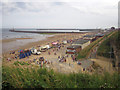 NZ4059 : The Beach at Roker and Marine Walk by Graham Robson