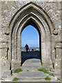 ST5138 : Arch in the tower by Bill Nicholls