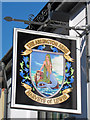 TQ6200 : The Arlington Arms sign by Oast House Archive