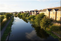 SJ3999 : Leeds-Liverpool canal from Ledson's Bridge, Melling by Mike Pennington