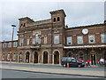 SJ4166 : Chester Station by Bill Harrison