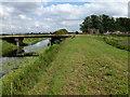 TL2787 : Horse Drove bridge near Ramsey by Richard Humphrey