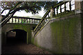 TM4762 : Footpath, Sizewell Hall by Ian Taylor