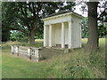 SP9632 : Woburn Abbey Doric Temple by Paul Brooker