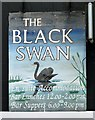 NT7233 : The Black Swan Hotel, Kelso by Walter Baxter