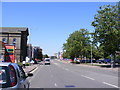 TG2307 : A147 Queens Road, Norwich by Geographer