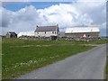 HU5464 : Farm at Newpark by Oliver Dixon
