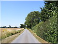 TG2800 : Howe Lane, Howe by Geographer