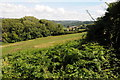 SO4322 : Farmland on the Monnow Valley by Philip Halling