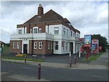 NZ3371 : The Hunting Lodge pub by JThomas