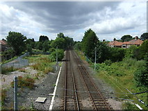 NZ3371 : Metro lines heading west by JThomas