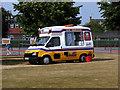 TQ0764 : Ice cream van by Alan Hunt