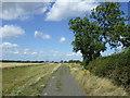 NZ2172 : Track to Hack Hall Farm by JThomas