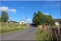 NS2472 : Shielhill near Cornalees by Alan Reid