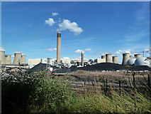 SE6527 : Drax Power Station by Chris Allen