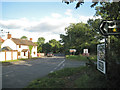 SP0968 : Junction of Ullenhall Lane and old Gorcott Hill by Robin Stott