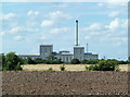 SE6628 : Lytag plant, Drax by Chris Allen