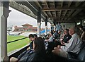 ST2224 : Taunton: inside The Old Pavilion by John Sutton