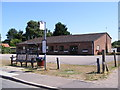 TM3491 : Ditchingham Village Hall by Adrian Cable