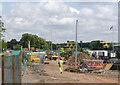 SK5437 : Outside Nottingham Tennis Centre by Alan Murray-Rust