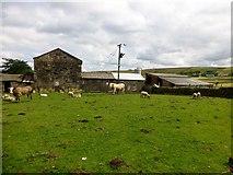 SD9825 : Lower Rough Head Farm by Rude Health