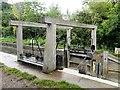 TM0733 : Flatford Lock, River Stour by David Dixon