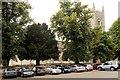 TM0533 : Dedham Church by David Dixon
