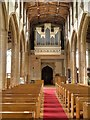 TM0533 : Dedham Parish Church, Nave by David Dixon