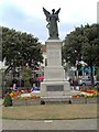 TM1714 : Clacton-on-Sea War Memorial by David Dixon