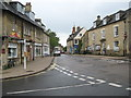 SP3519 : Streets in Wychwood-Charlbury, Oxon by Martin Richard Phelan