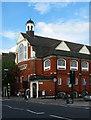 TQ3183 : Former chapel, Upper Street (1888) by Julian Osley