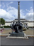 SJ3384 : The Leverhulme Memorial at Port Sunlight by Richard Hoare