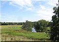 SE7668 : River Derwent by Pauline E
