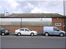 NZ3668 : Ovington Boats Factory, Tanners' Bank, North Shields by Andrew Curtis