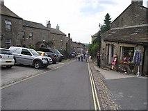 SE0064 : Main Street, Grassington by Philip Platt