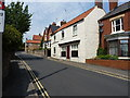 SK5276 : High Street, Whitwell by Richard Law
