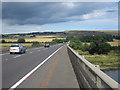 NT9751 : The A1 crossing the River Tweed by Graham Robson