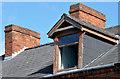J3674 : Nos 10 & 12 Pim's Avenue, Belfast (2013-2) by Albert Bridge