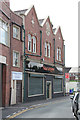 SJ9098 : Droylsden Cooperative Society buildings by Alan Murray-Rust