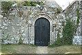 SU3802 : Romanesque doorway by Richard Croft