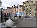 NZ3568 : Howard Street, North Shields by Andrew Curtis