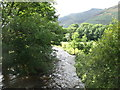 NY3426 : The River Glenderamackin from Dobson's Bridge by David Purchase