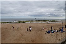 NZ3573 : Whitley Sands by DS Pugh
