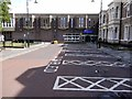 NZ3568 : Beacon Centre, Northumberland Square, North Shields by Andrew Curtis
