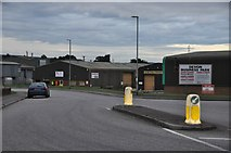 ST0207 : Cullompton : Saunders Way by Lewis Clarke